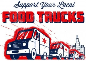 Image to Support Your Local Food Trucks