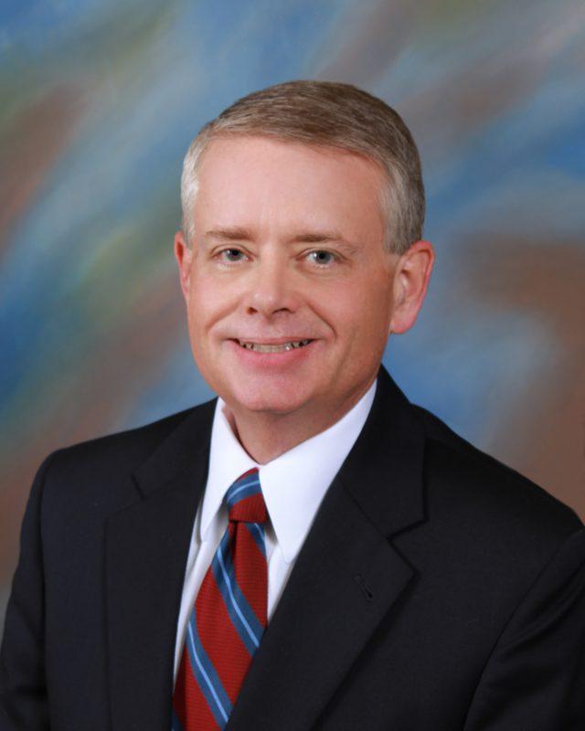 Photo of attorney David Guin